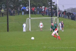 Mayo v Sligo IT in Bekan FBD League 2014