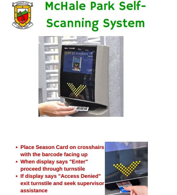 mayo gaa season ticket self scanning