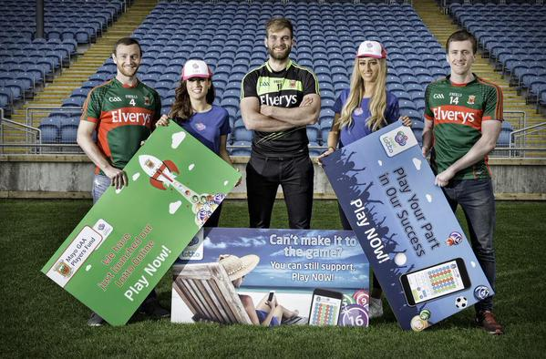 Mayo GAA lotto aims to raise funds exclusively for player welfare
