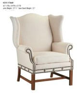 6211 wing chair