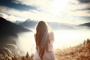 Adeline | Portrait Femme Montagne | Sallanches
