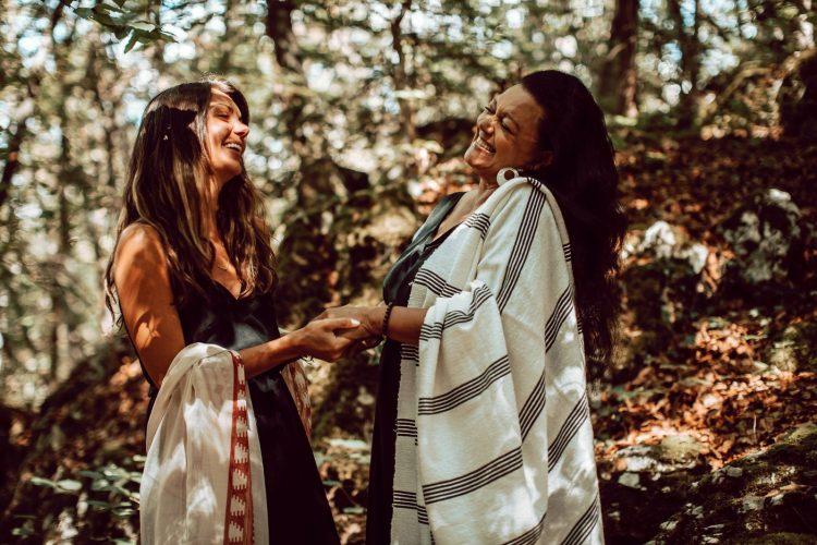 Alexandra & Evelyne | Héritage métissé