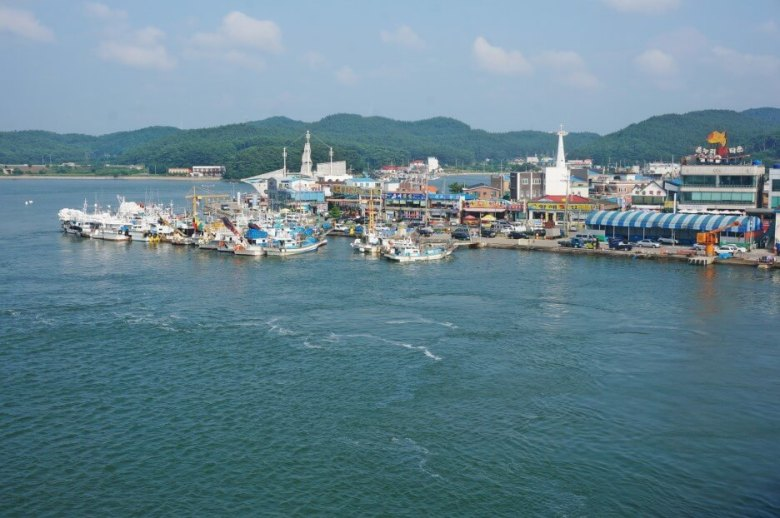 Anmyeondo Island: The nation's first canal