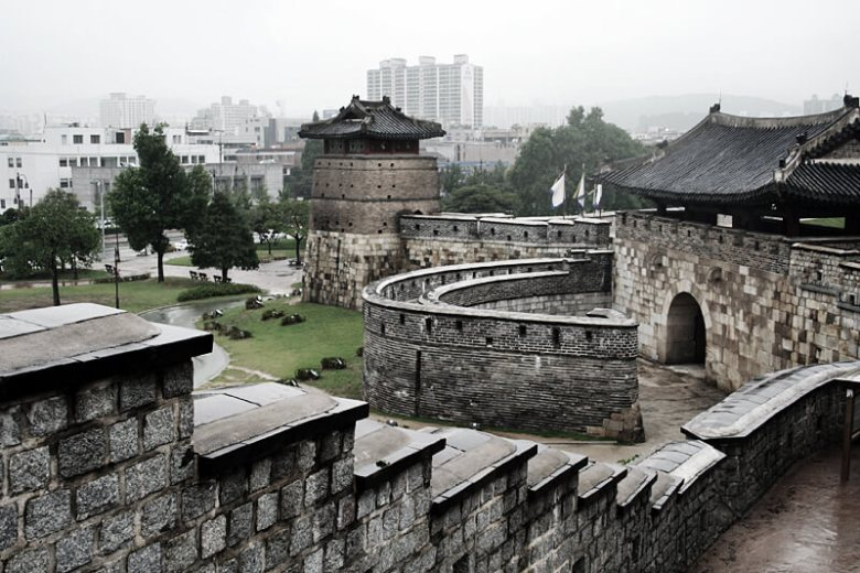 Hwaseong Fortress: UNESCO World Heritage