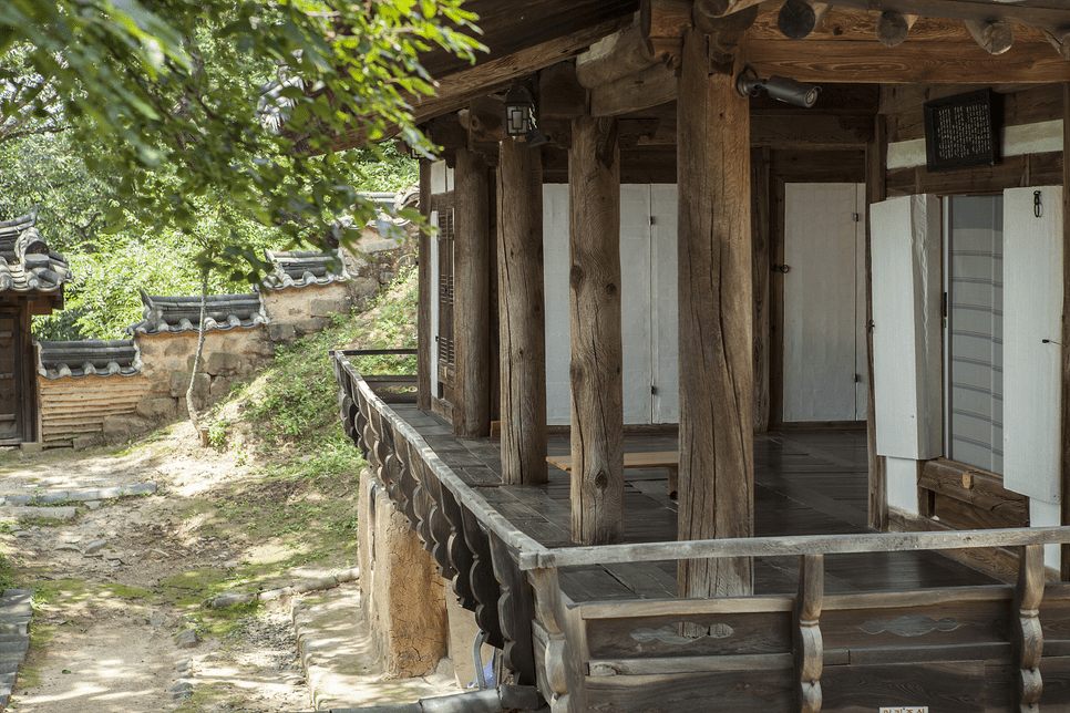 [Andong Travel] Gyeomamjeongsa House