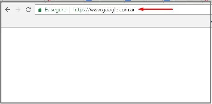 buscador de Internet