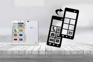 cómo crear segunda pantalla celular exo spanky