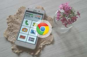 guardar favoritos en chrome en el celular