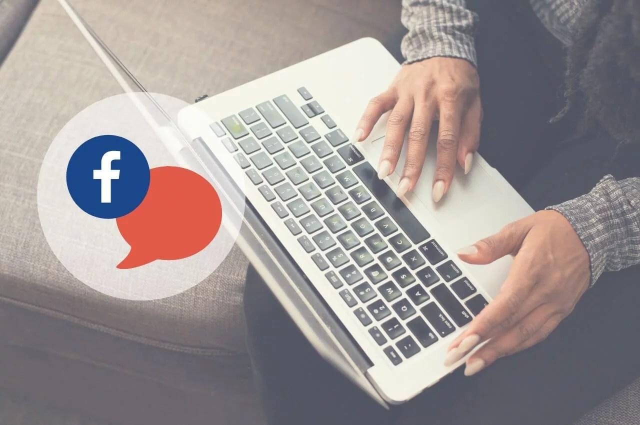 cómo comentar blog con cuenta de facebook