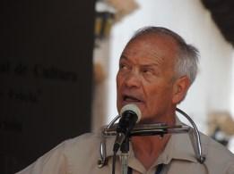 Un grillo …mayor de hoy Juan Manuel Corona