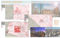 NEVADA, ARIZONA; AGE 18-35, LATINO & HISPANIC HOUSEHOLD GROWTH Projections based on 2016-2021 natural increase, migration and employment trends Murat Mayor, Ph.D. MAYOR GROUP, mayorgroup.com MAYOR STRATEGY, mayorstrategy.com