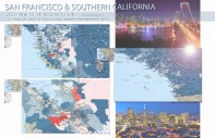 SAN FRANCISCO & SOUTHERN CALIFORNIA 2021, Households Age 35-54, Income $150K+ 2021 Projections based on natural increase, migration and employment trends Murat Mayor, Ph.D. MAYOR GROUP, mayorgroup.com MAYOR STRATEGY, mayorstrategy.com