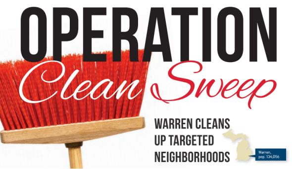warren clean sweep