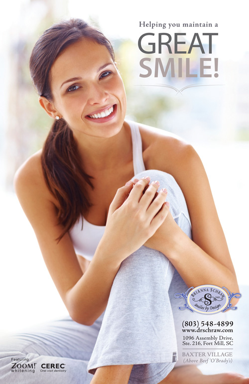 Award Winning Smiles Postcard Design by The Mayoros Agency