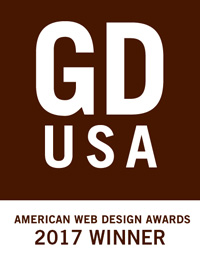American Web Design Award Winner 2017