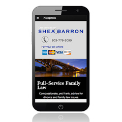 Shea and Barron Website