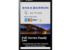 Shea and Barron Website