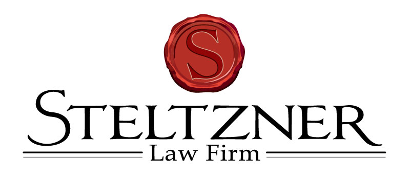 Steltzner Law Logo Design