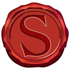 Steltzner Law Seal Logo Design