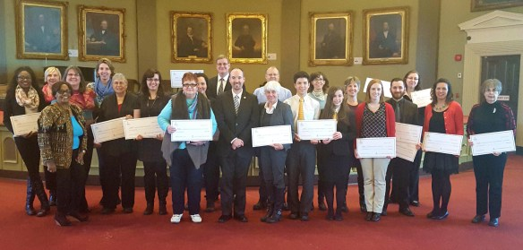 2016 Kingston Heritage Fund winners