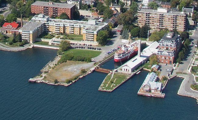 aerial - Marine Museum