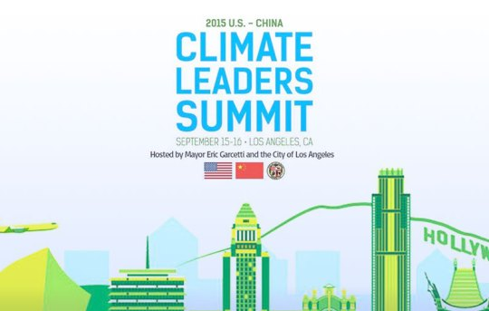 U.S. China Climate Summit