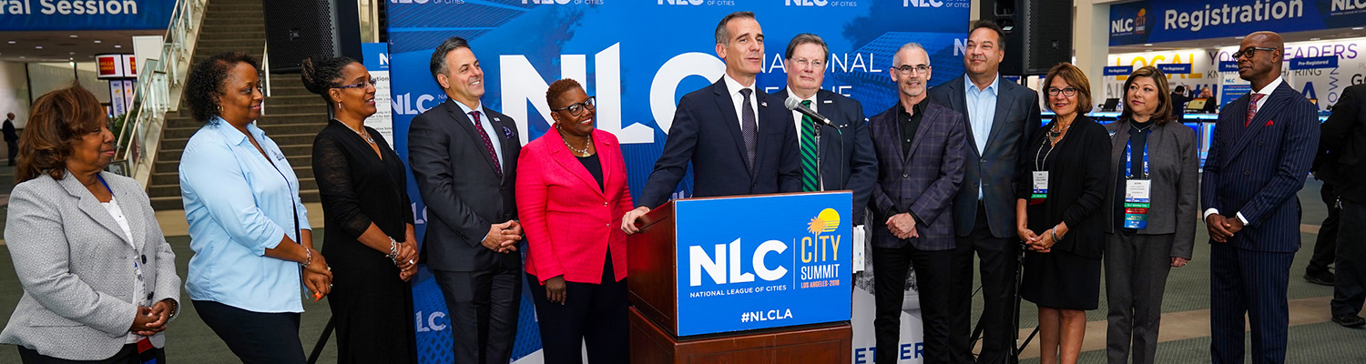 National League of Cities 2018 City Summit