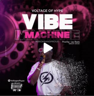 Voltage Of Hype - Vibe Machine