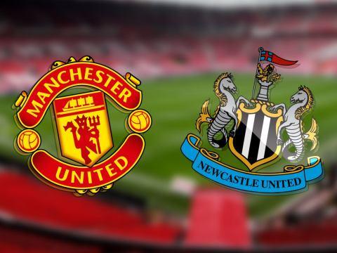 LIVESTREAM: Manchester United vs Newcastle United (Premier League)