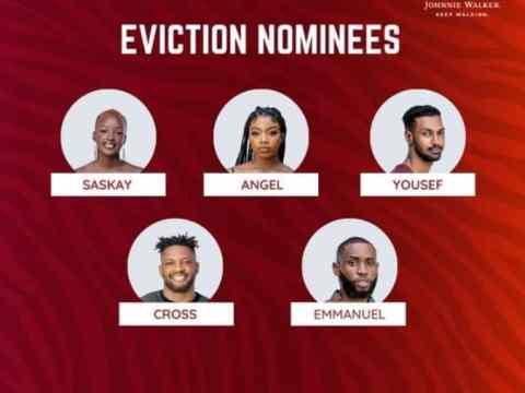 Big Brother Naija Week 8 Eviction Voting Poll