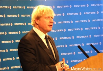 Boris Johnson is the second Mayor of London