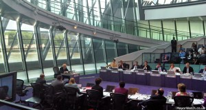 AMs will question the Mayor for the final time on London's 2011-12 budget. Photo: MayorWatch