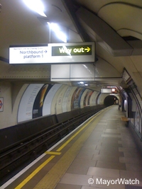 Tube Lines is responsible for the  upgrade of the Jubilee, Northern and Piccadilly lines