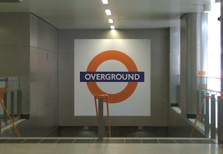 TfL is boosting capacity on the London Overground. Image: MayorWatch