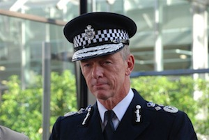 The Commissioner is inviting Londoners to visit their local police stations.