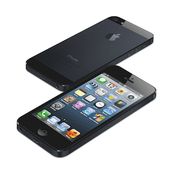 The Met says 80% of mobile phone thefts involve an iPhone. Image: Apple