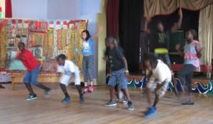 hip hop action