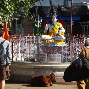 Shiva . Lakshman Jhula