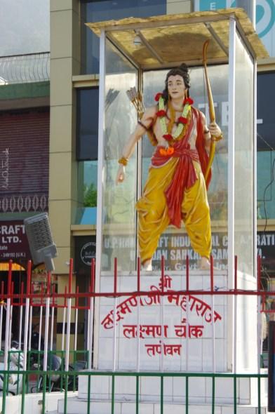 Und meinen Rama habe ich in Tapovan gefunden . ॐ श्री रामाय नमः