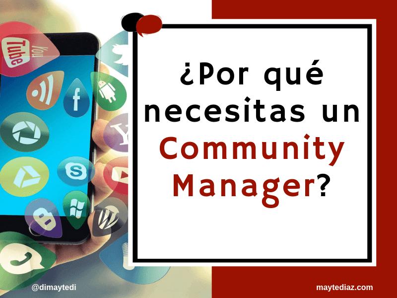 por que contratar un community manager