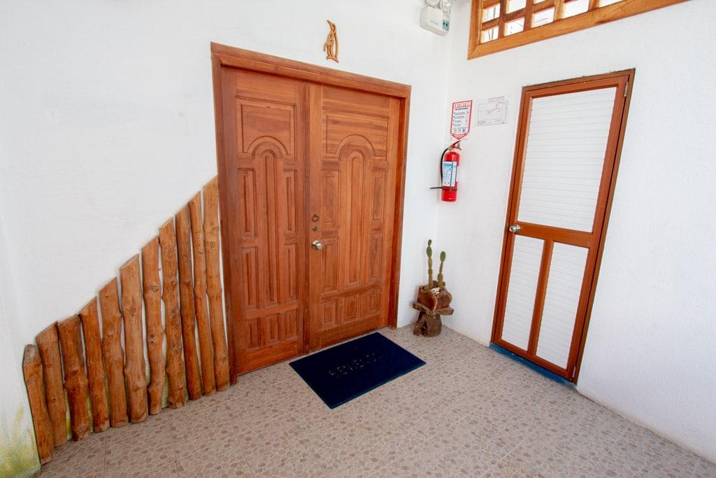 hostal para familias maytenus galapagos