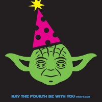 DIY Party Yoda Shirt