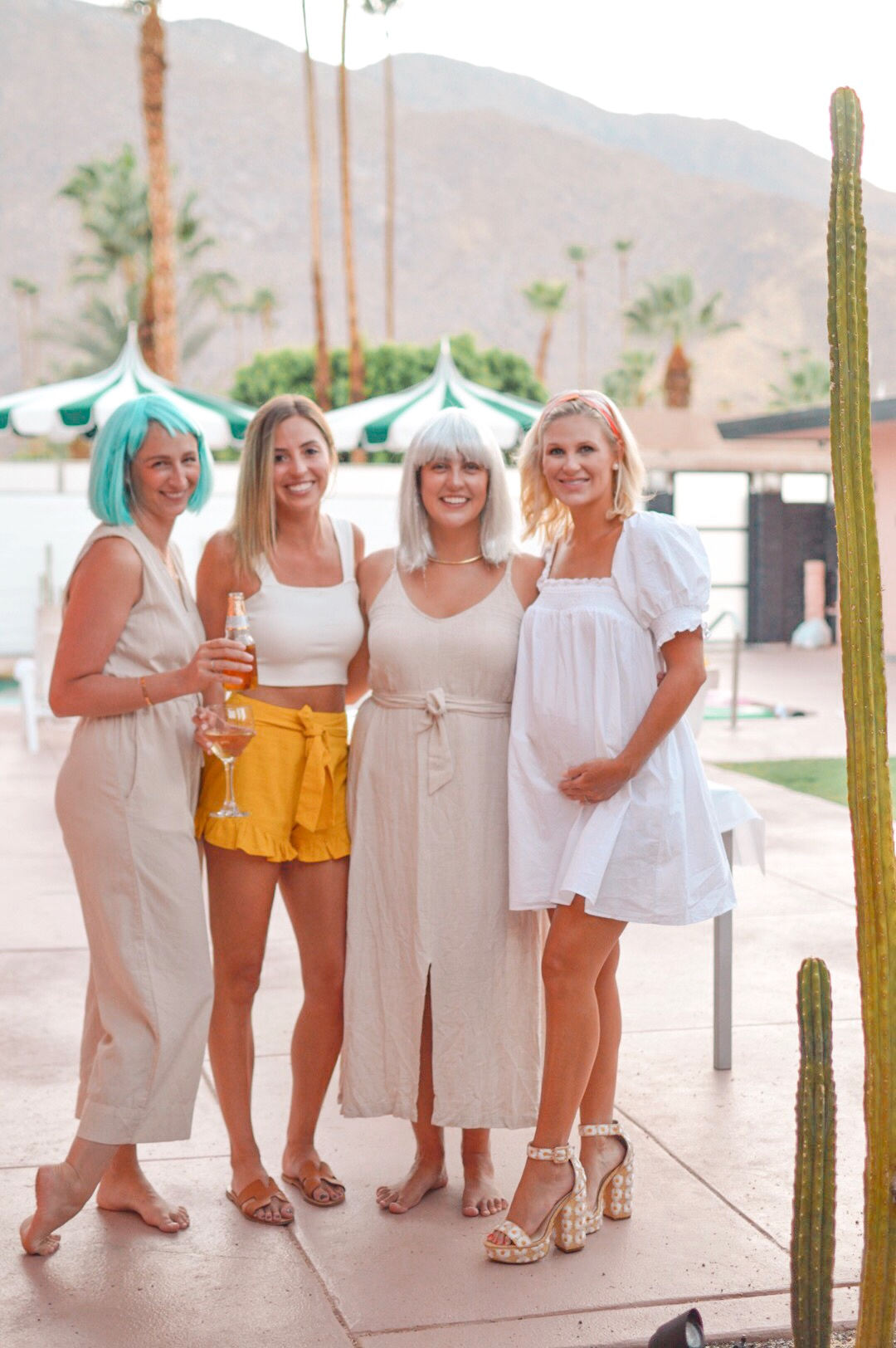 Palm Springs Girls Trip