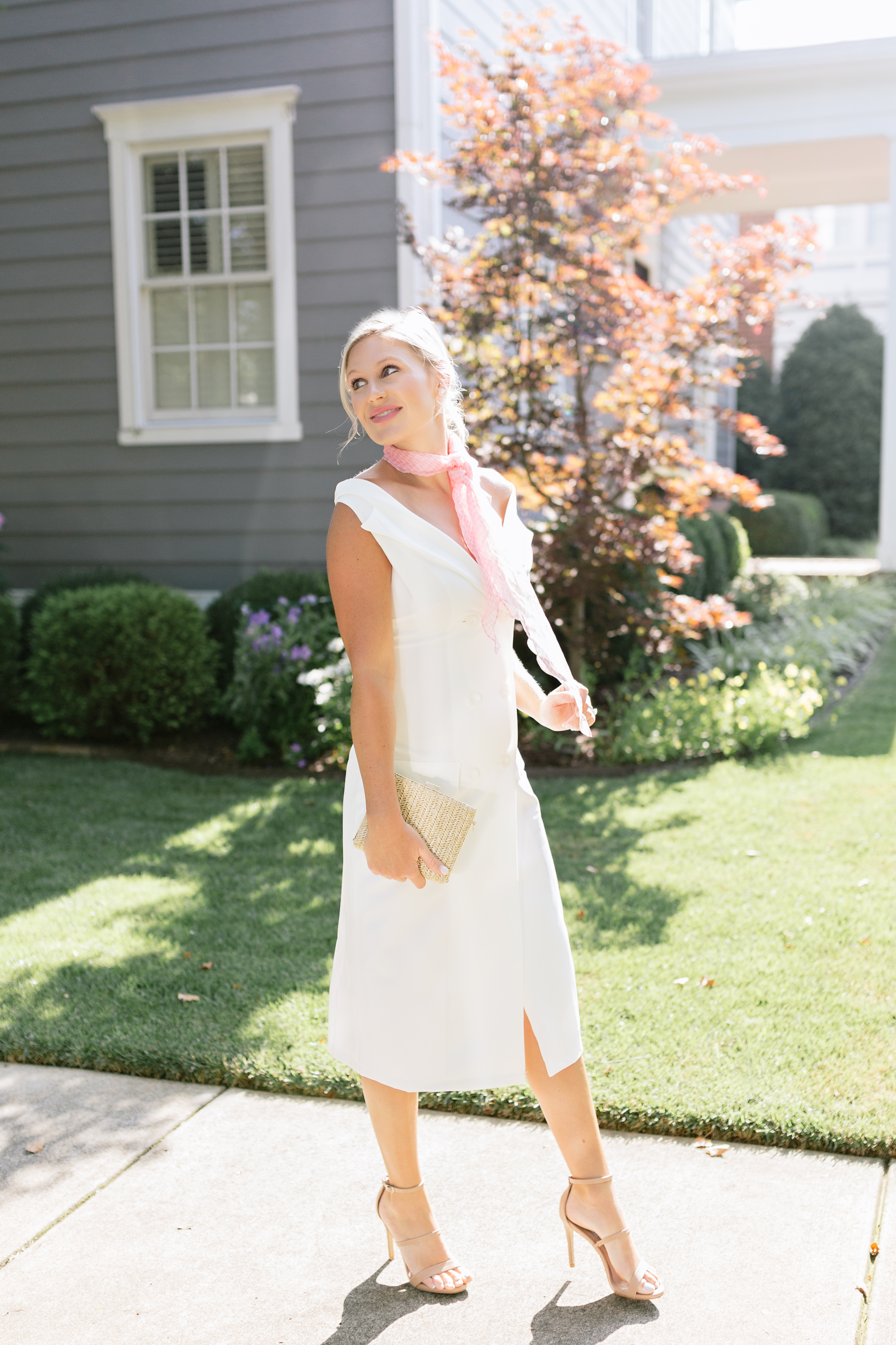 Southern Dress Look