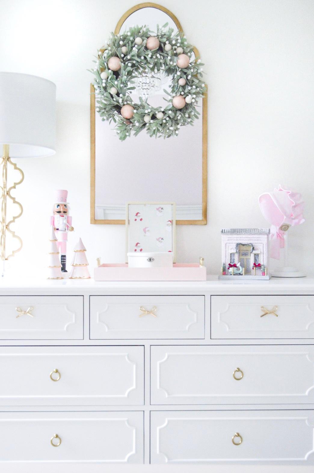 pink andwhite christmas