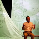 Kuni Hashimoto in Yasukichi Murakami - Through a Distant Lens at Adelaide Festival Centre, OzAsia Festival 9 & 10, 2014