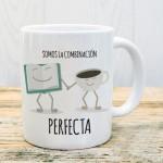 Combinación perfecta café