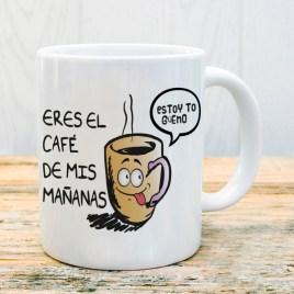"""""""Eres el café de mis mañanas"""""""