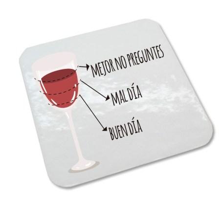 posavasos vino