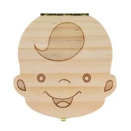 Caja guarda dientes niño (personalizada)